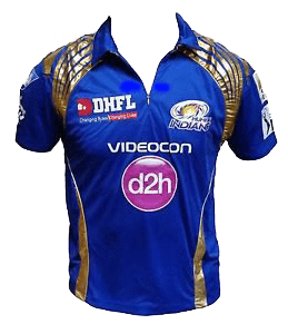 Mumbai Indians New Jersey
