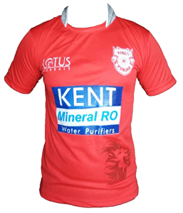 Kings XI Punjab New Jersey