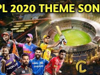 IPL 2020 Theme Song