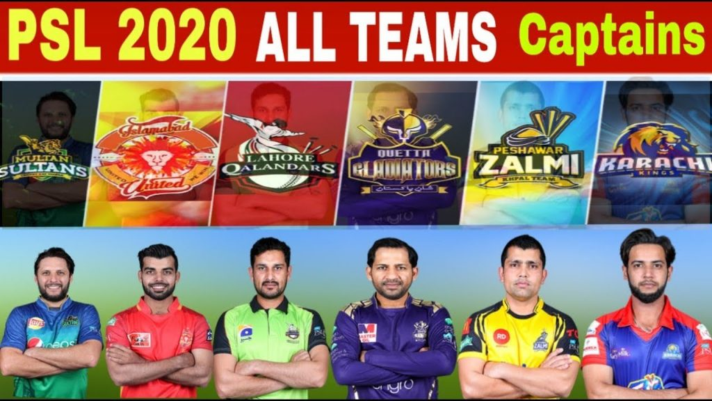 Pakistan Super League 2020 all match predictions
