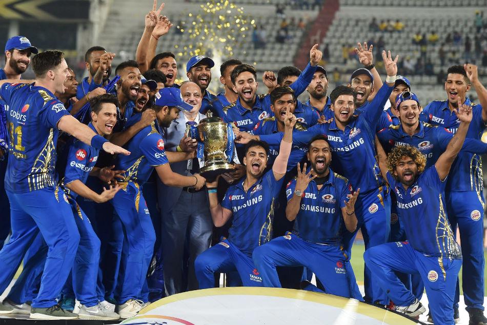 IPL 2019 Winner