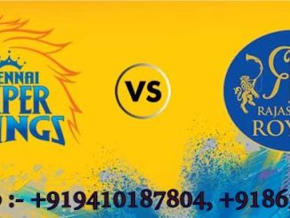 CSK vs RR Match Prediction